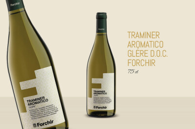 Traminer Aromatico Glère D.O.C. Forchir